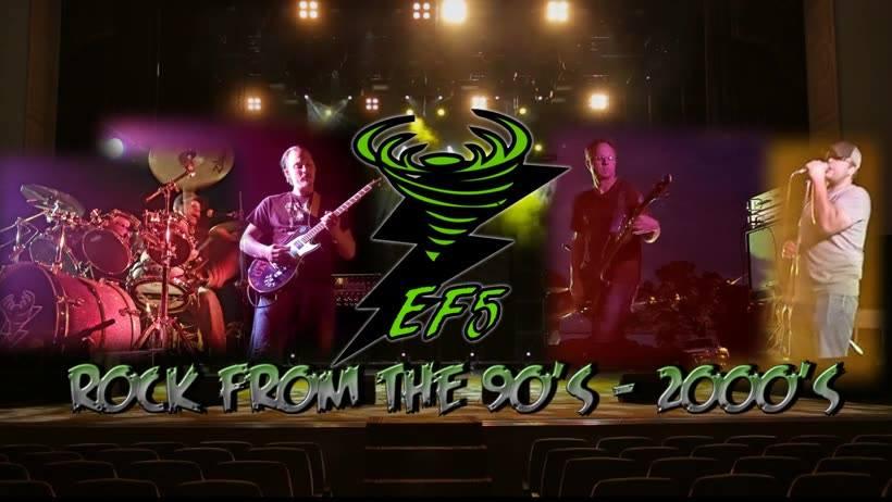 EF-5 Band